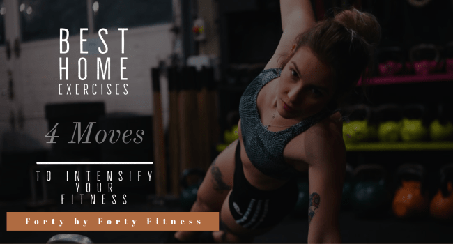 workouts and moves you can do from home
