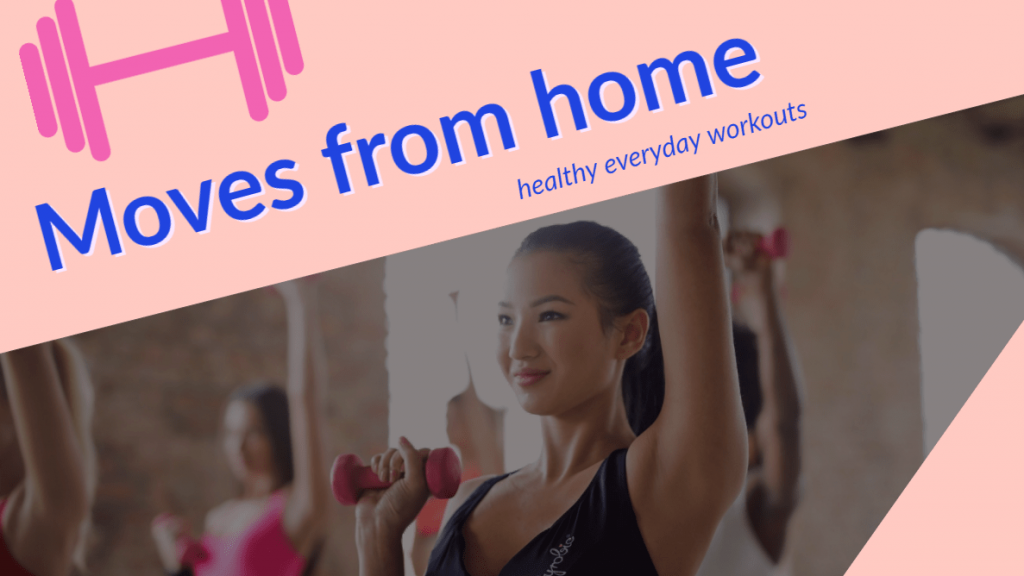 at-home workout moves